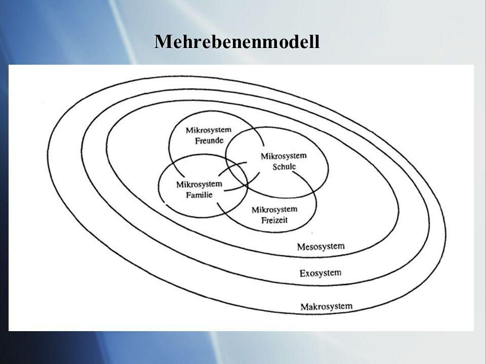 Mehrebenenmodell