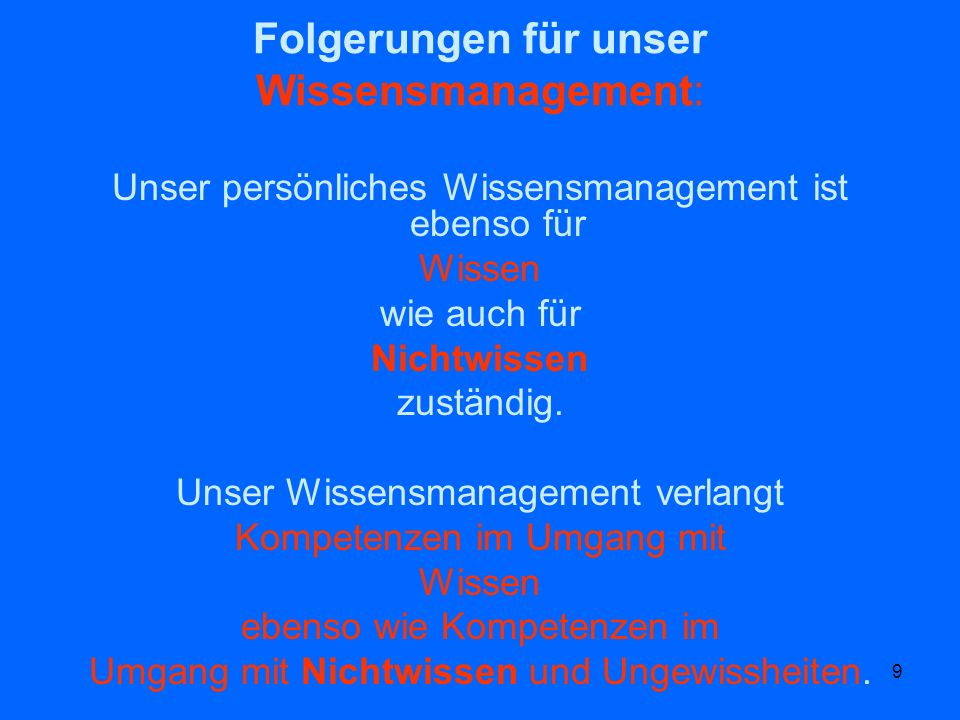 josh modell wissensmanagement