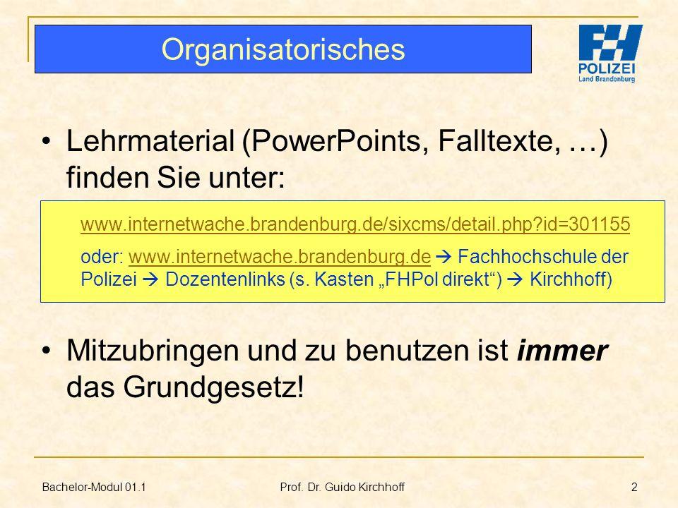 Lehrmaterial (PowerPoints, Falltexte, …) finden Sie unter: