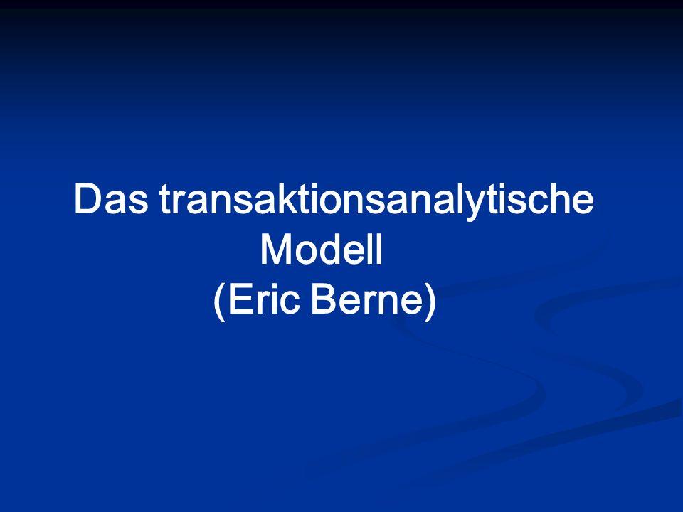 Das transaktionsanalytische