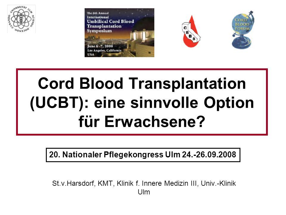St.v.Harsdorf, KMT, Klinik f. Innere Medizin III, Univ.-Klinik Ulm