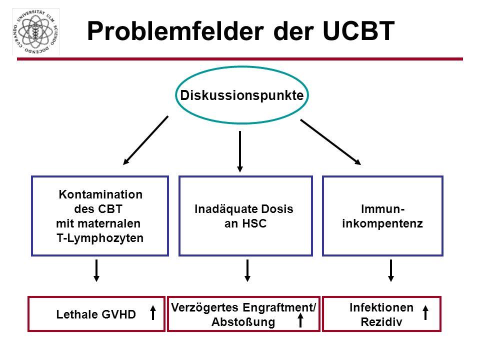 Problemfelder der UCBT