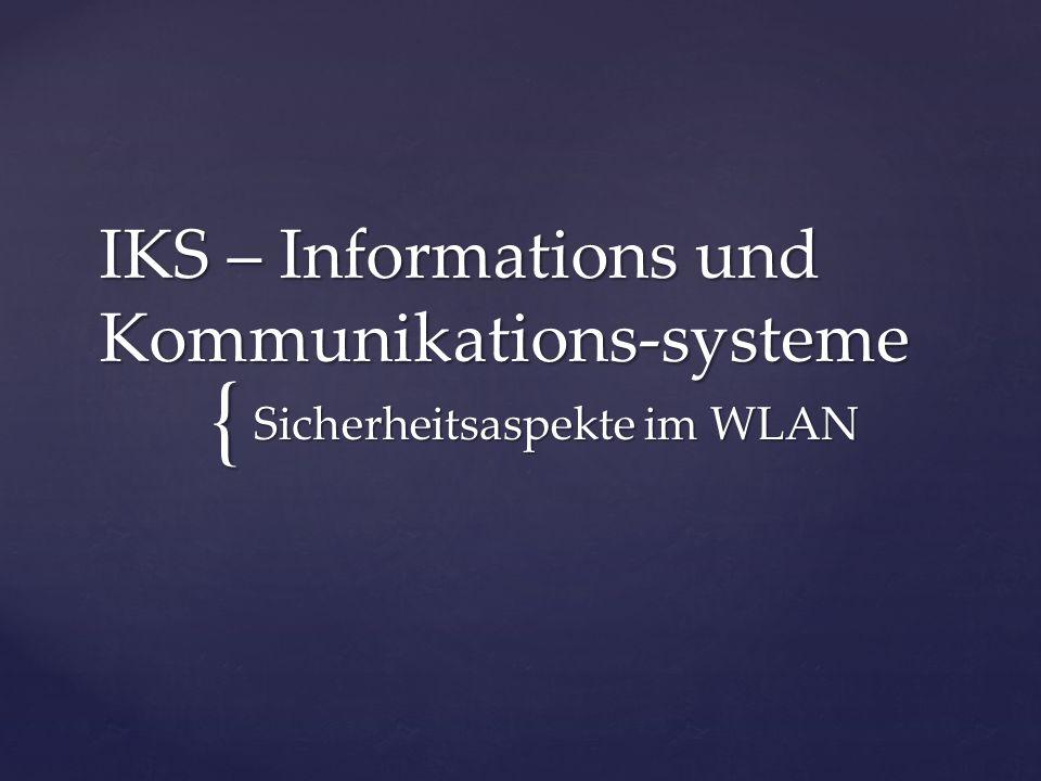IKS – Informations und Kommunikations-systeme