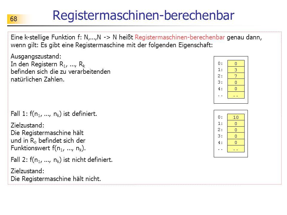 Registermaschinen-berechenbar