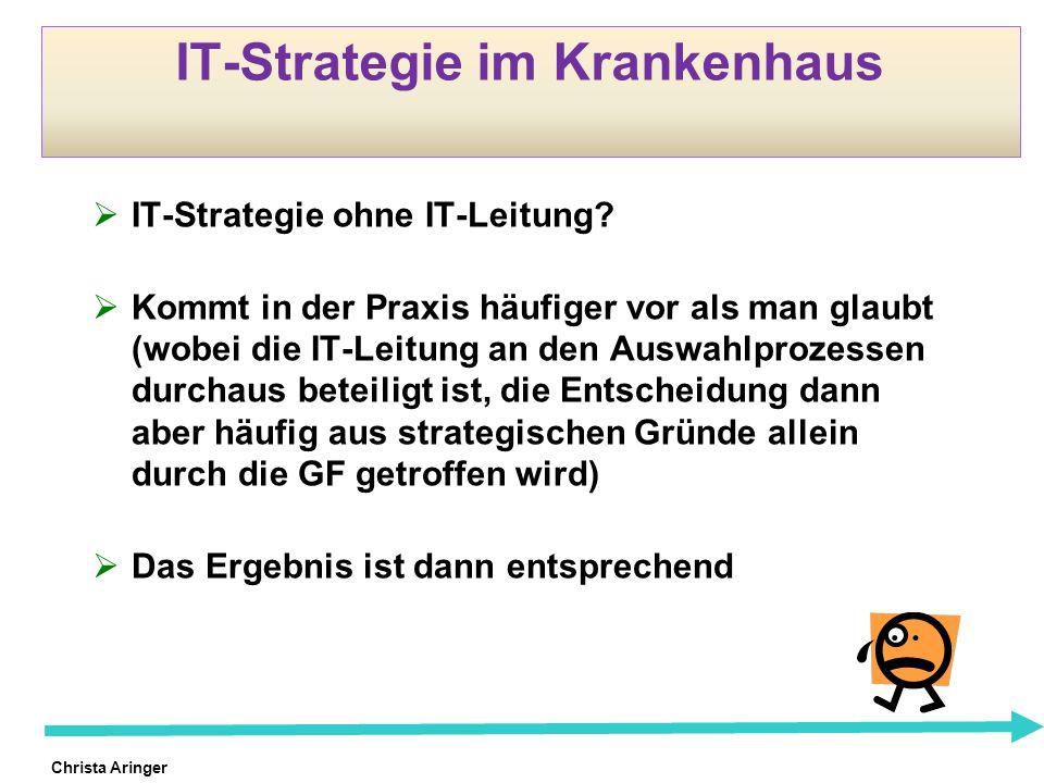 IT-Strategie im Krankenhaus