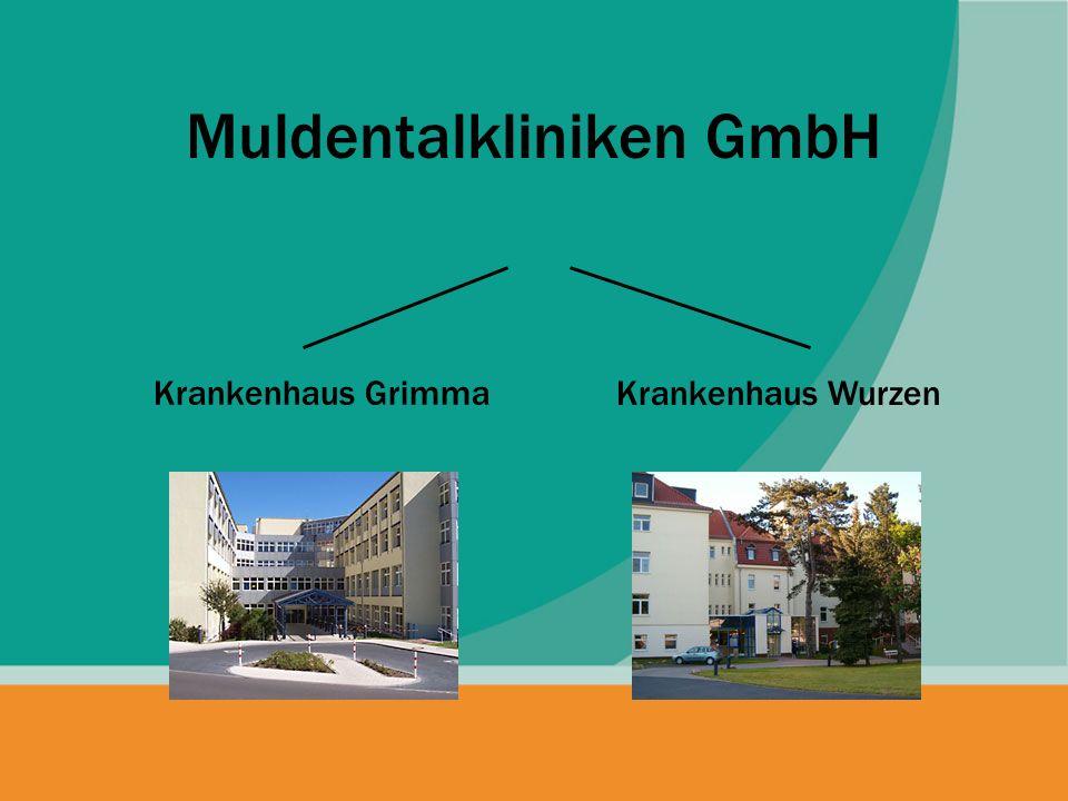 Muldentalkliniken GmbH