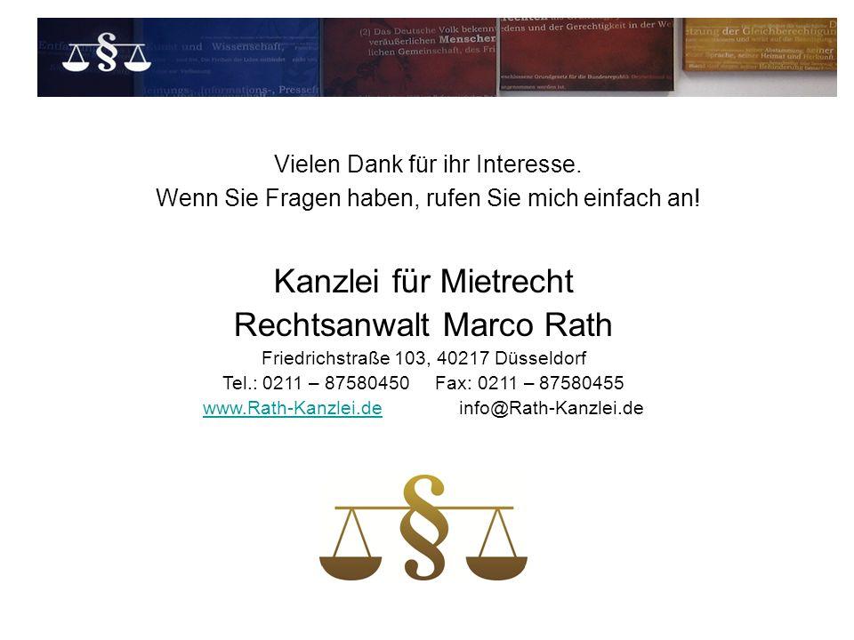 Rechtsanwalt Marco Rath