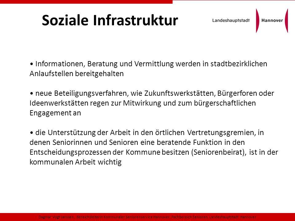 Soziale Infrastruktur
