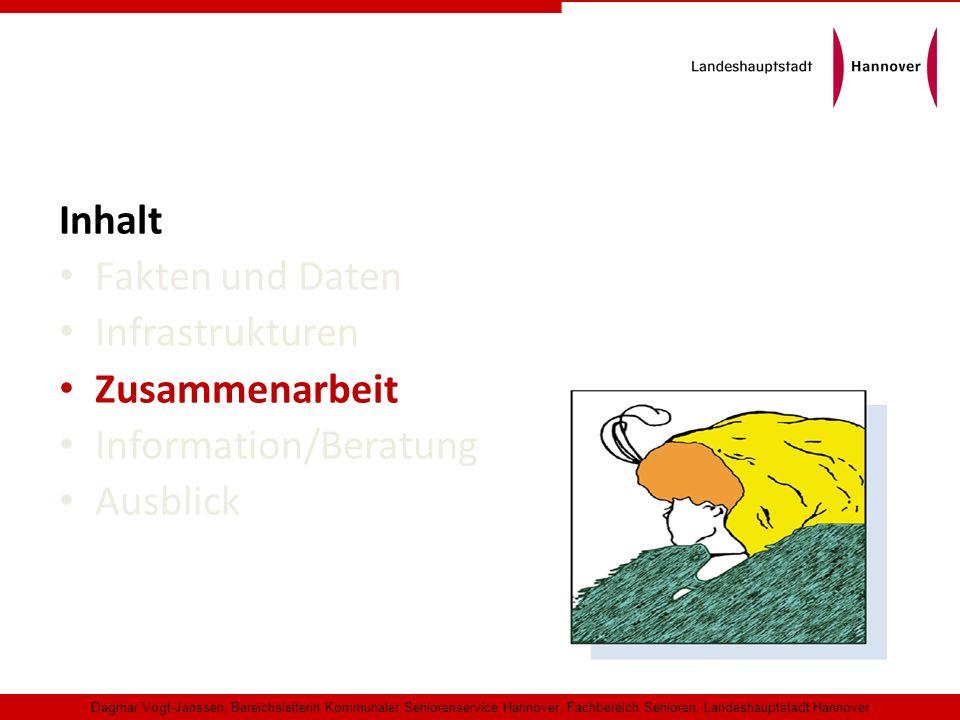 Information/Beratung Ausblick