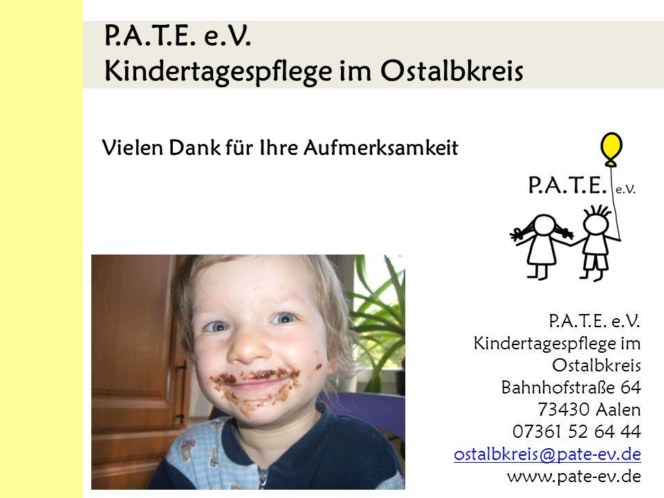 Kindertagespflege im Ostalbkreis