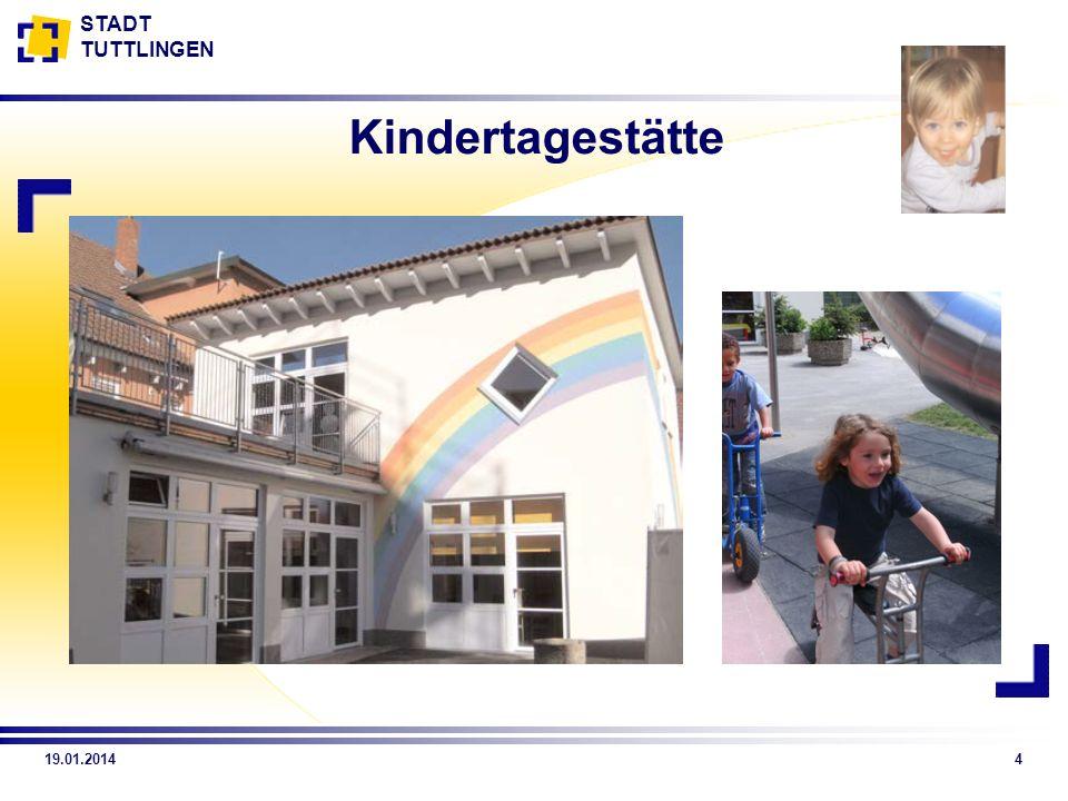 Kindertagestätte Ehemaliges Firmengebäude – aufwendig saniert