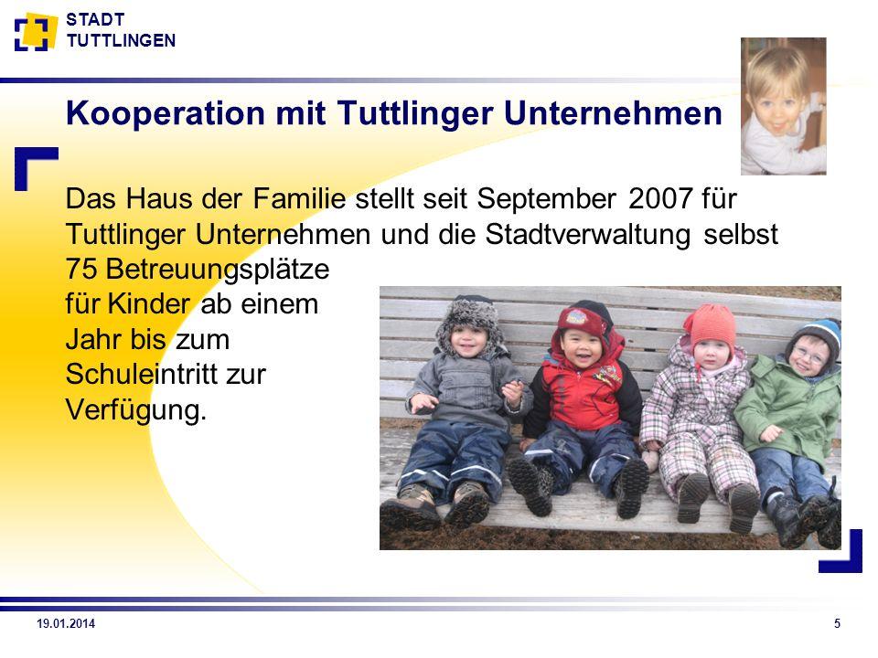 Kooperation mit Tuttlinger Unternehmen