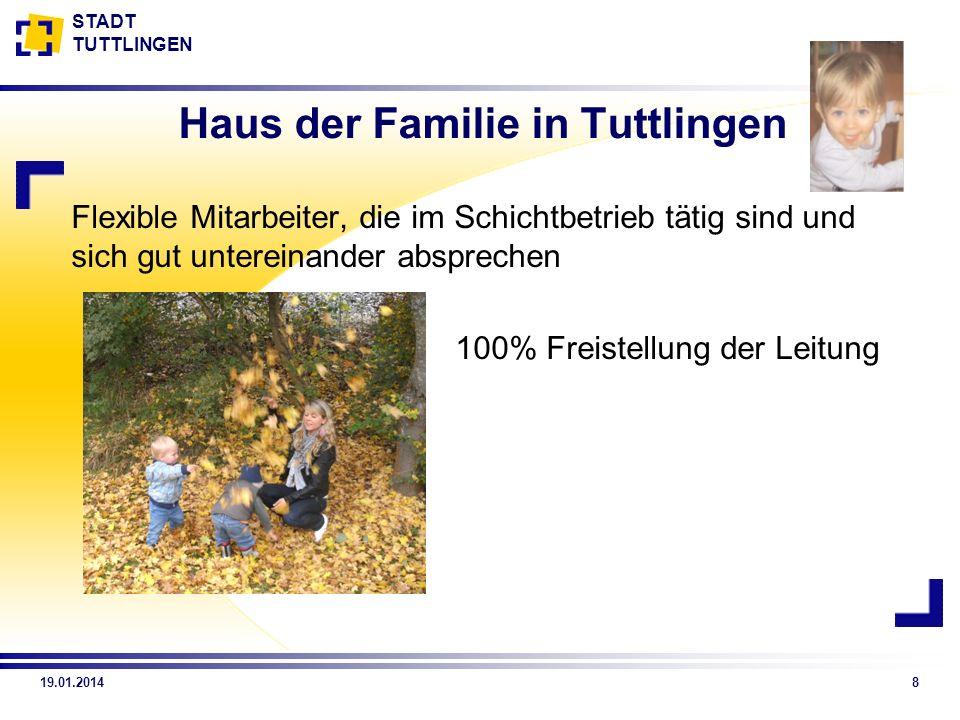 Haus der Familie in Tuttlingen