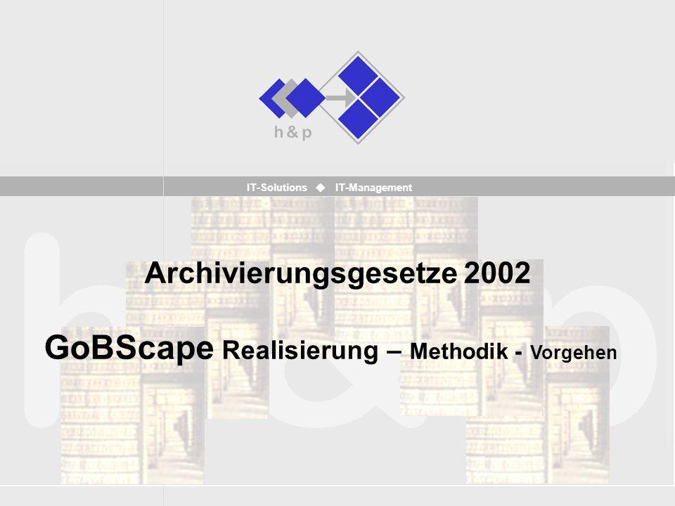 Archivierungsgesetze 2002