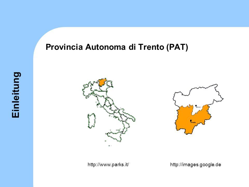 Provincia Autonoma di Trento (PAT)