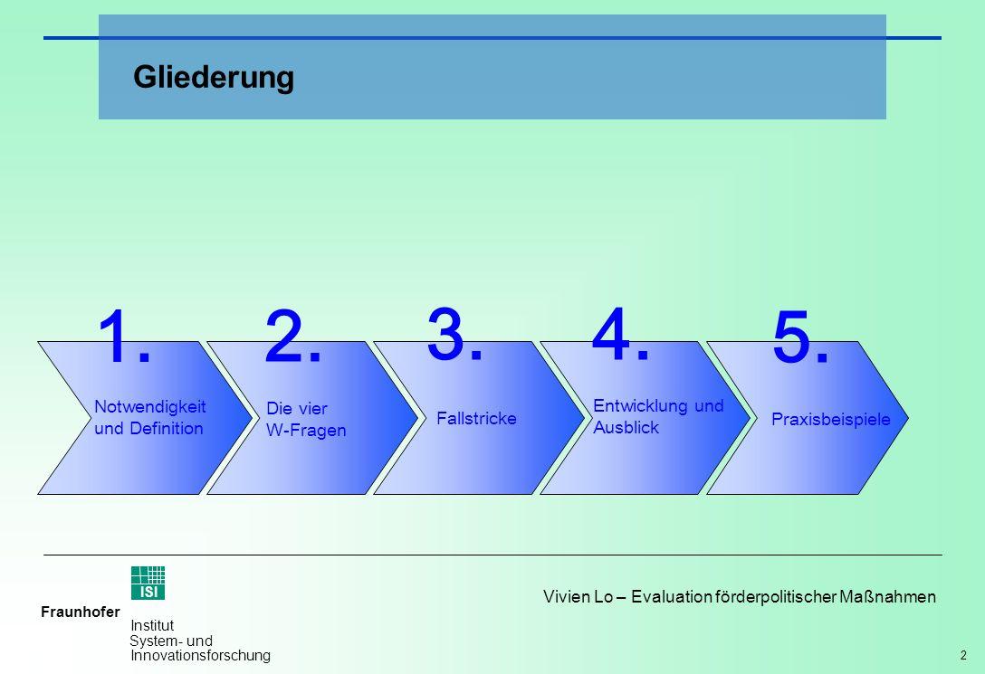 1. 2. 3. 4. 5. Gliederung Notwendigkeit und Definition