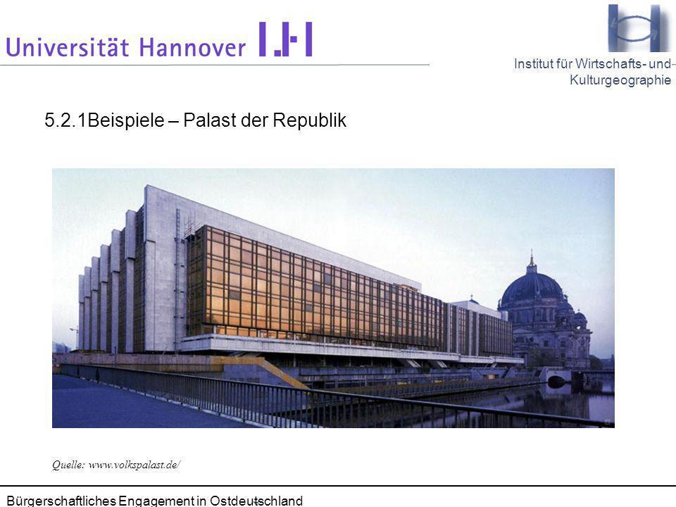 5.2.1Beispiele – Palast der Republik