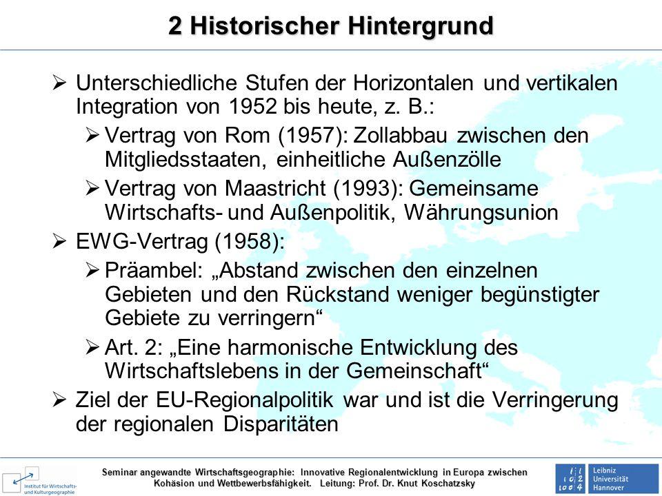2 Historischer Hintergrund