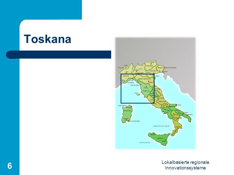 Lokalbasierte regionale Innovationssysteme