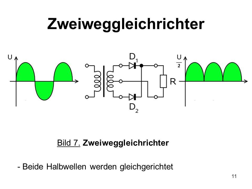 Zweiweggleichrichter