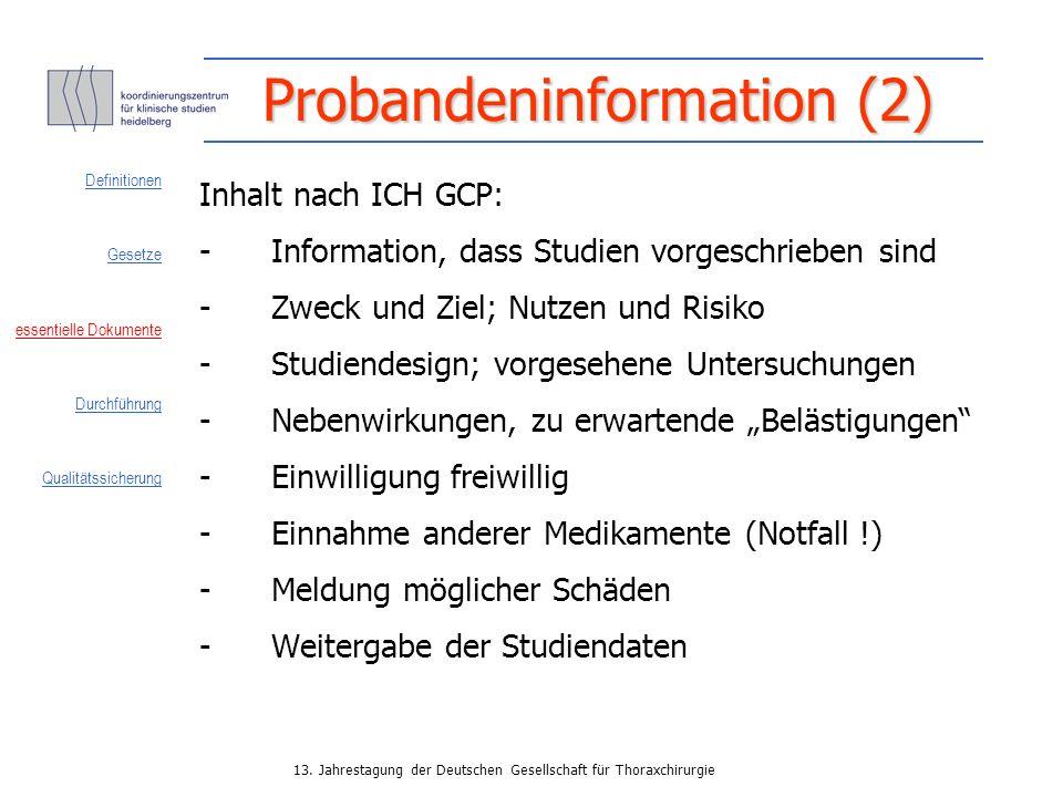 Probandeninformation (2)