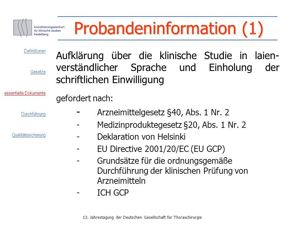 Probandeninformation (1)