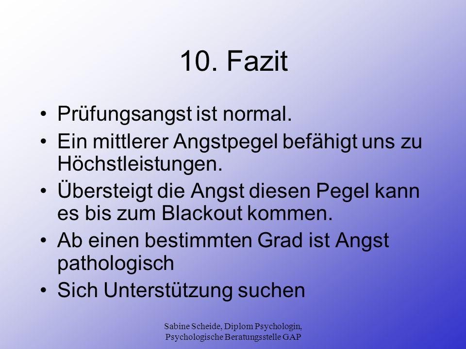 Sabine Scheide, Diplom Psychologin, Psychologische Beratungsstelle GAP
