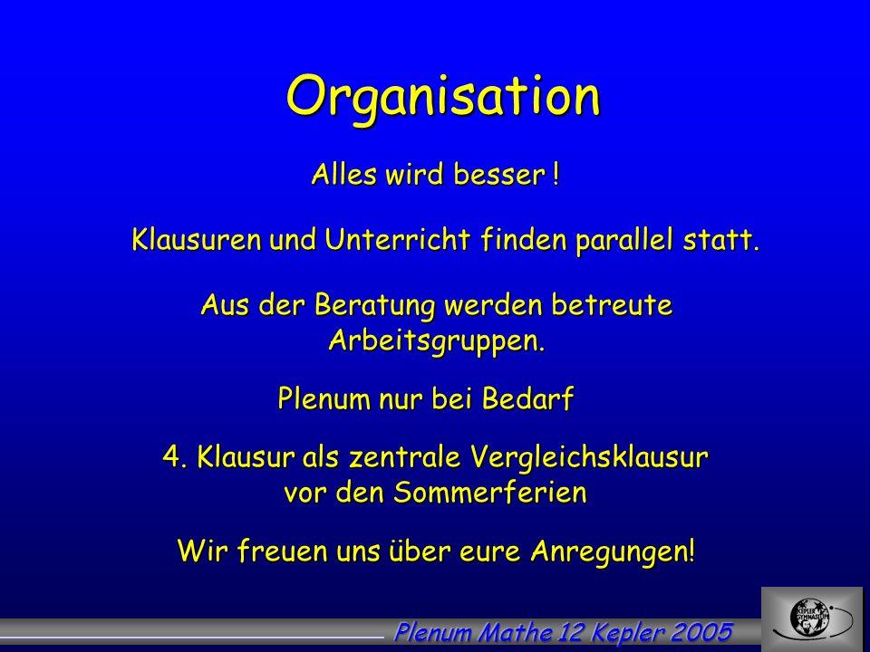 Organisation Alles wird besser !