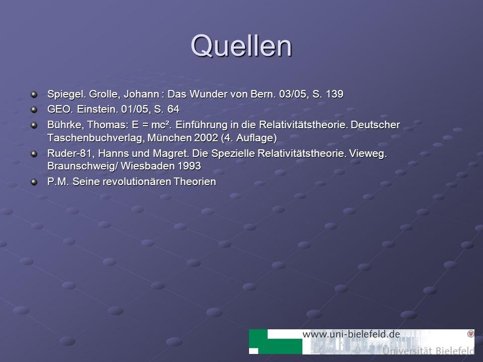 Quellen Spiegel. Grolle, Johann : Das Wunder von Bern. 03/05, S. 139