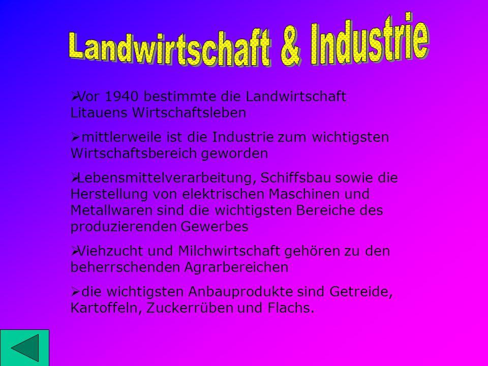 Landwirtschaft & Industrie