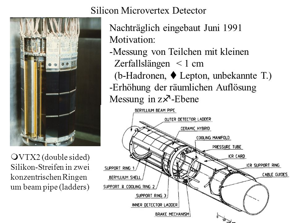 Silicon Microvertex Detector