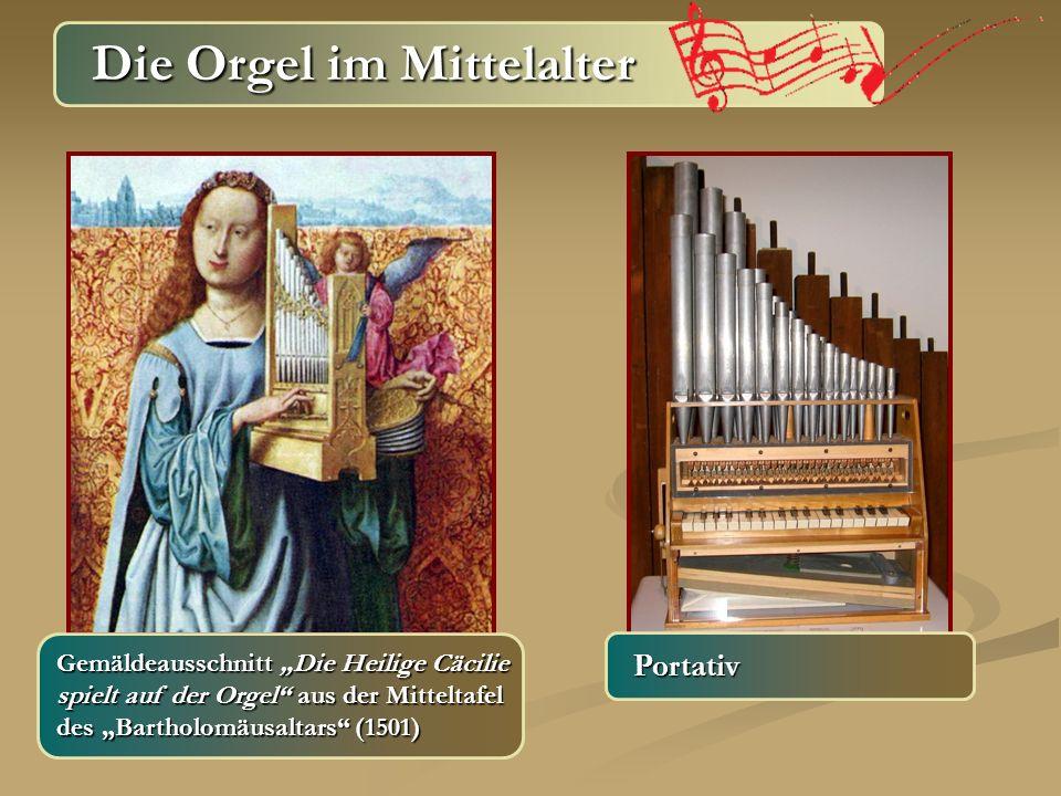 Die Orgel im Mittelalter