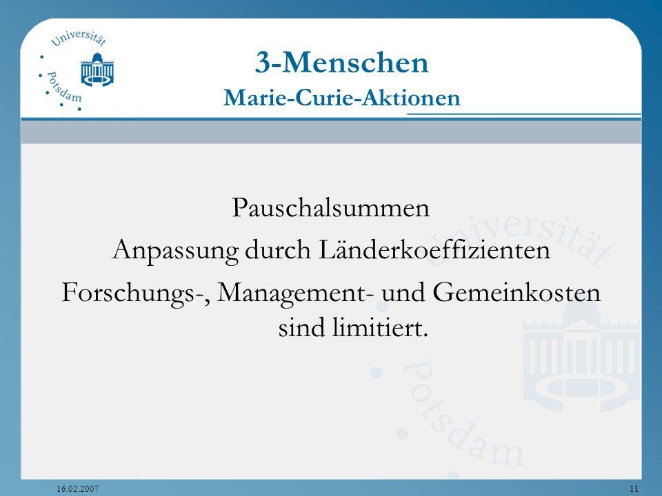 Marie-Curie-Aktionen