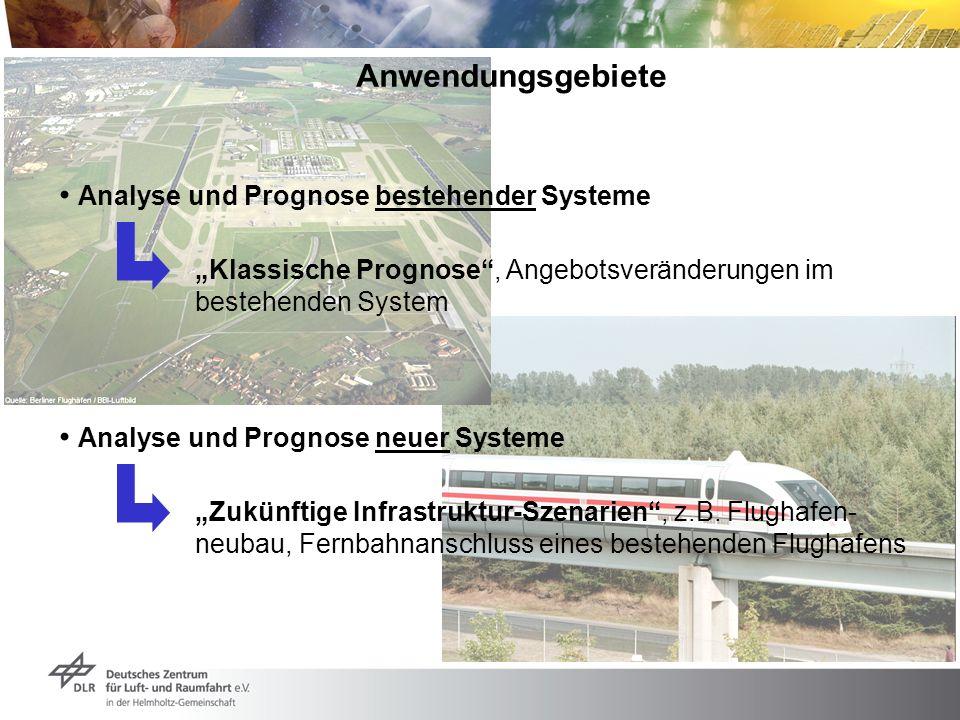 Analyse und Prognose bestehender Systeme