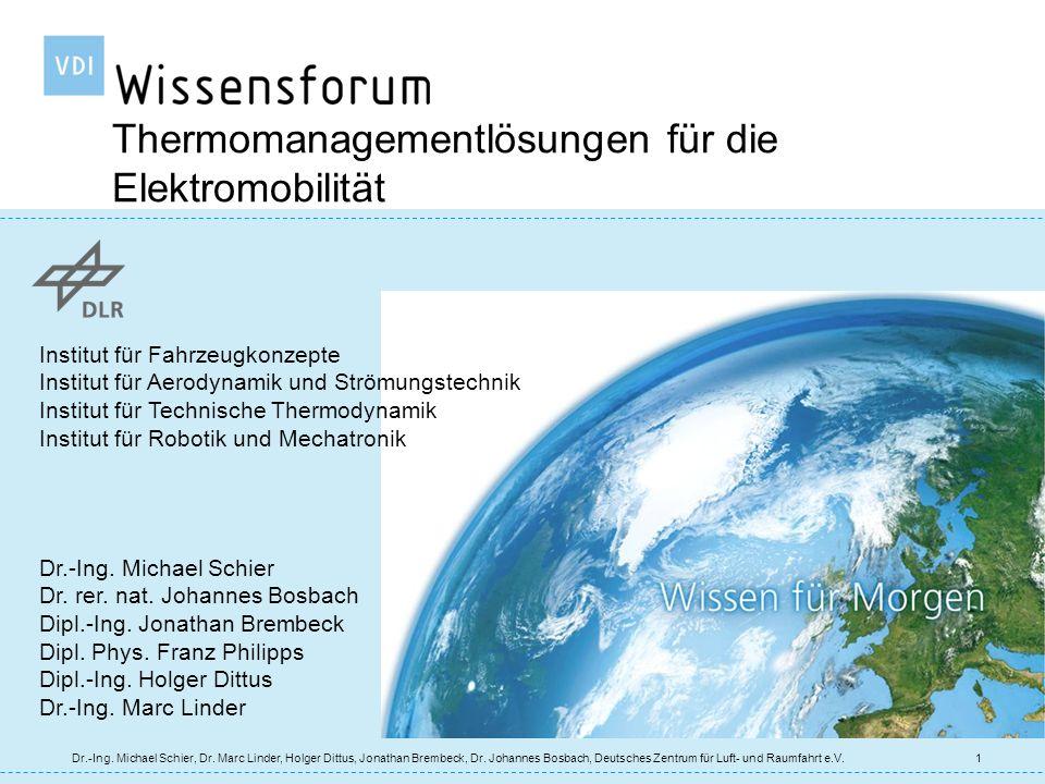 Thermomanagementlösungen für die Elektromobilität