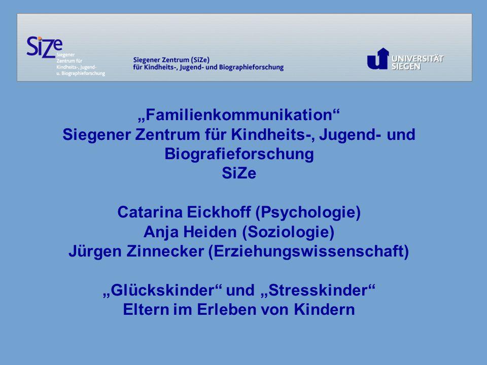 """Familienkommunikation"
