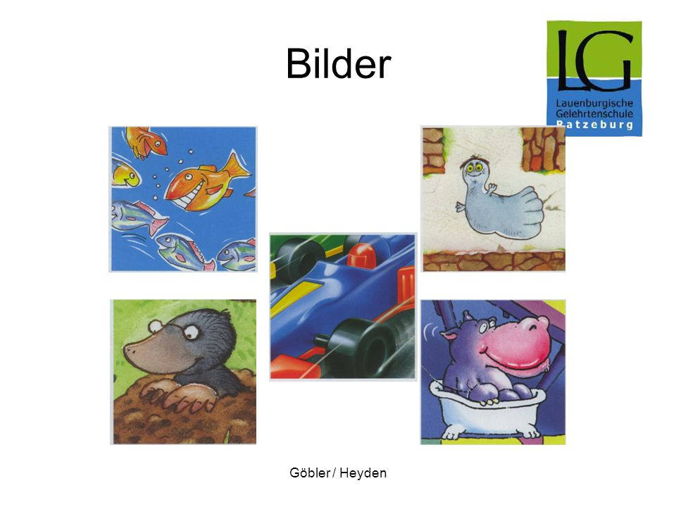 Bilder Göbler / Heyden