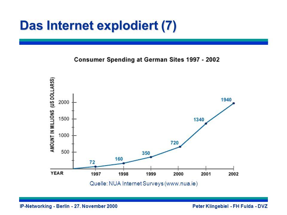 Das Internet explodiert (7)
