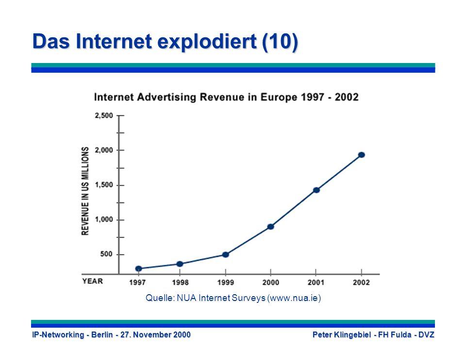 Das Internet explodiert (10)