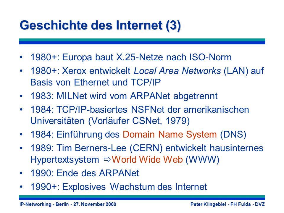 Geschichte des Internet (3)