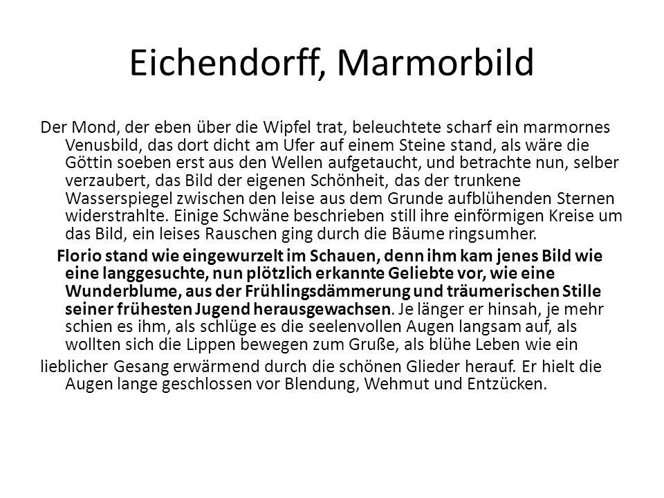 Eichendorff, Marmorbild