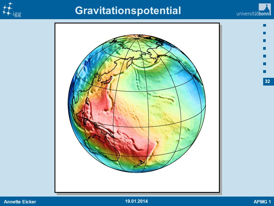 Gravitationspotential