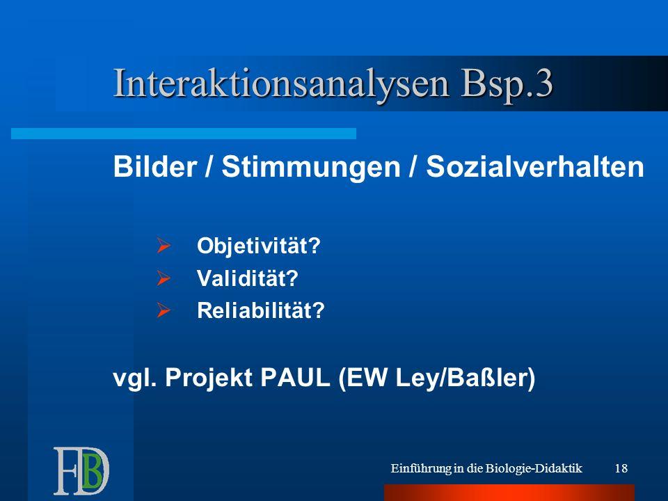Interaktionsanalysen Bsp.3