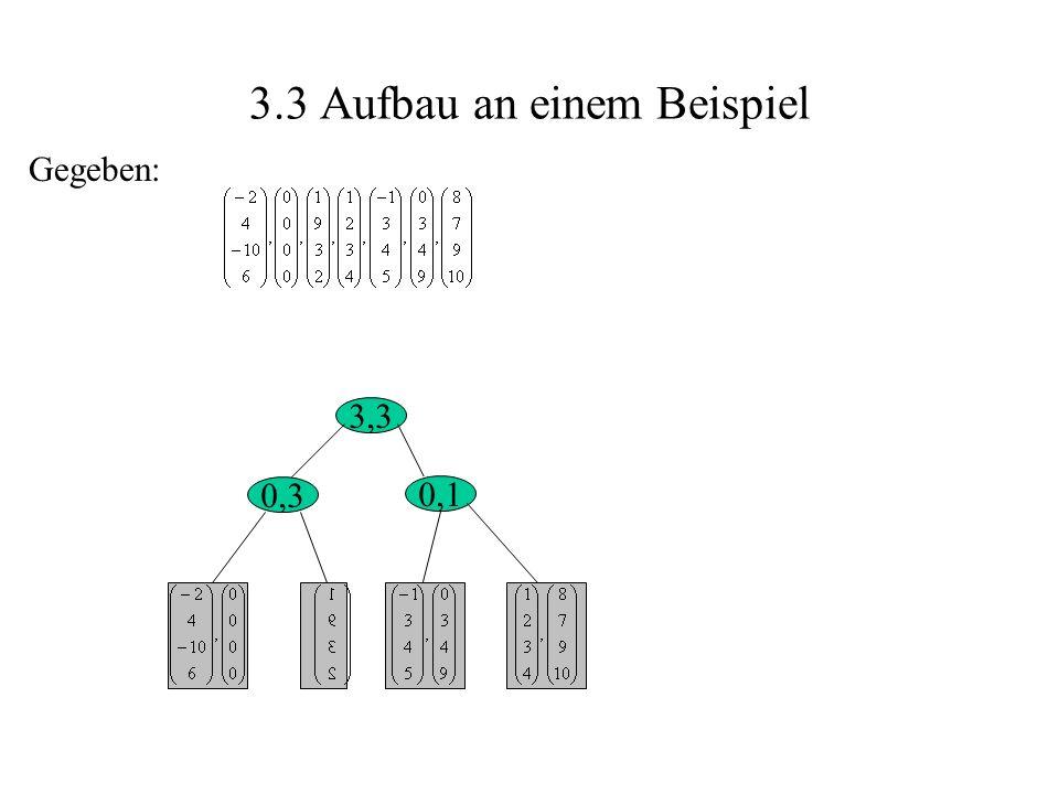 3.3 Aufbau an einem Beispiel