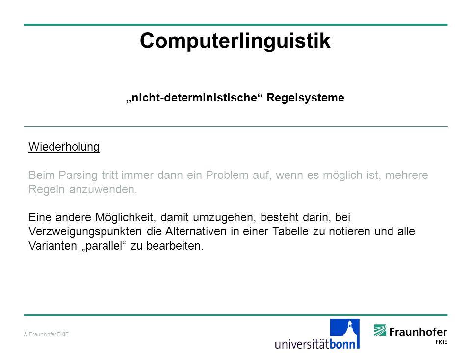 """""""nicht-deterministische Regelsysteme"""