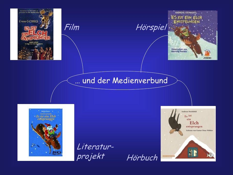Film Hörspiel … und der Medienverbund Literatur- projekt Hörbuch