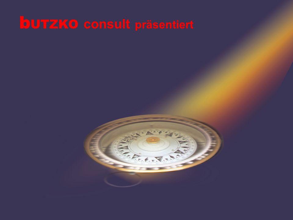 bUTZKO consult präsentiert