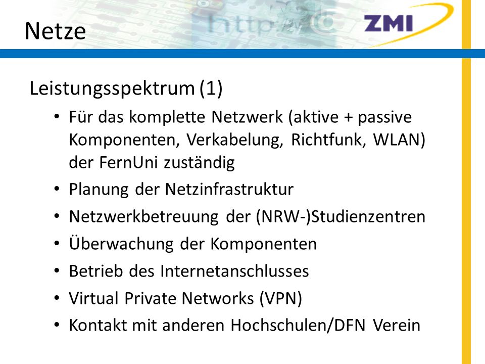 Netze Leistungsspektrum (1)