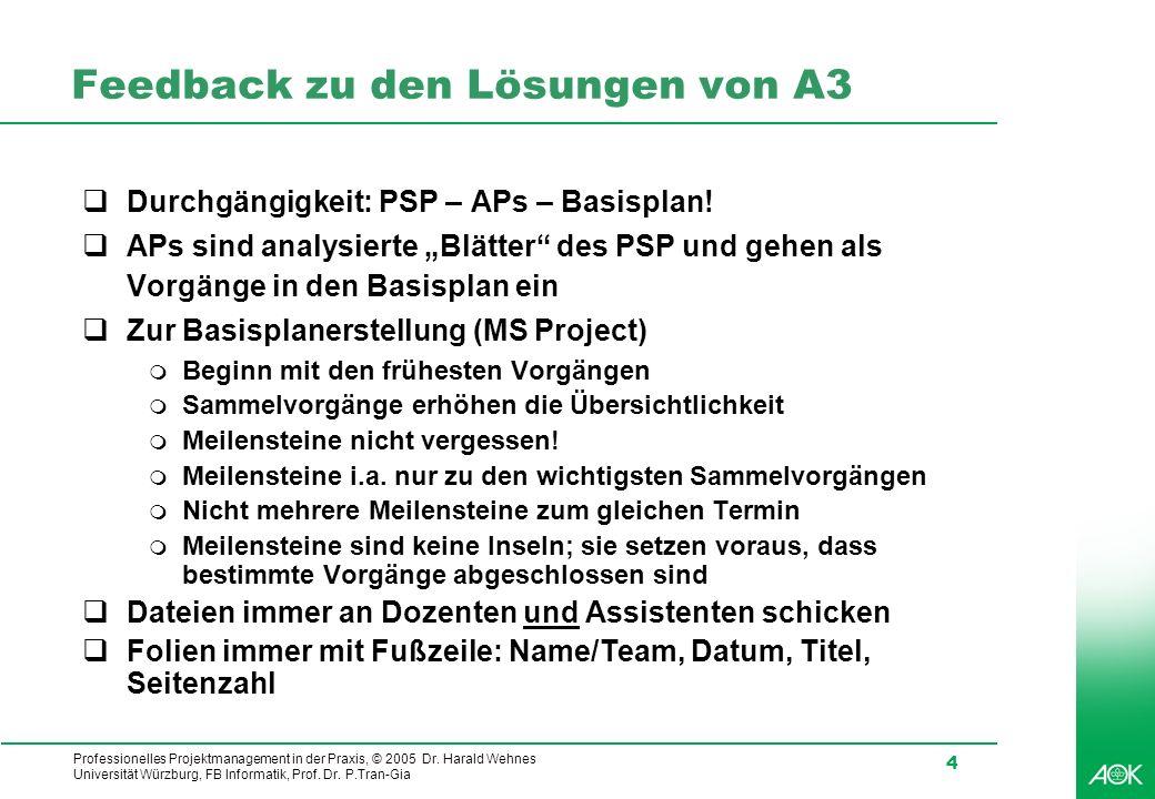 Feedback zu den Lösungen von A3