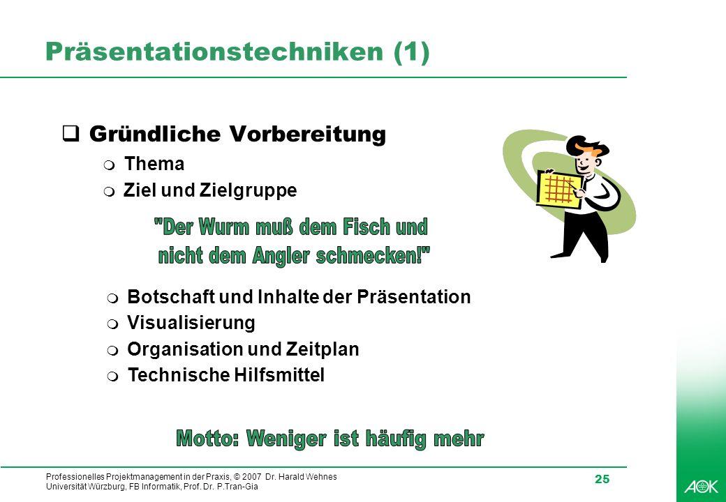 Präsentationstechniken (1)